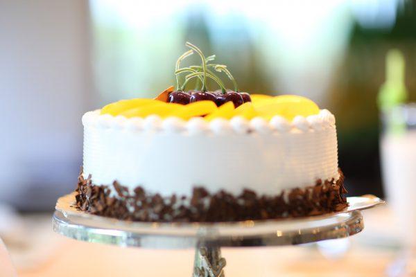 Torte am Montag zum 875igsten Geburtstag von Einfeld
