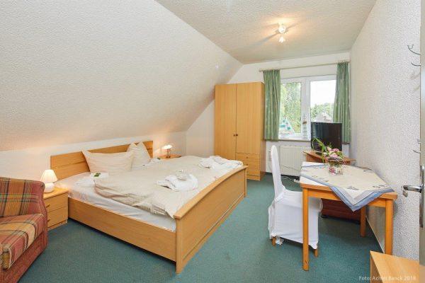 Guest rooms in Dependance in Guesthouse Dorfstraße