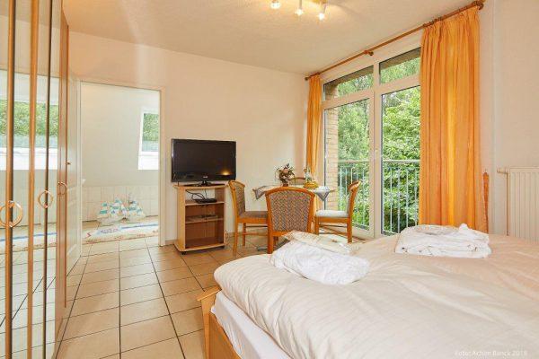 Gästezimmer Dependance im Haus Unter den Linden