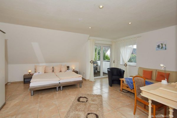 Holiday apartment Waldeck in Dependance
