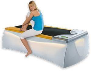 Die perfekte Entspannung mit dem Hydrojetmassage-Bett